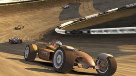 Bilen funker like godt på gjørme som på asfalt.