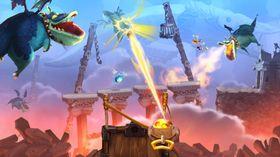 Én ting er sikkert: Rayman Legends ser uhorvelig vakkert ut.