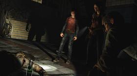 Joel og hans to følgesvenner.