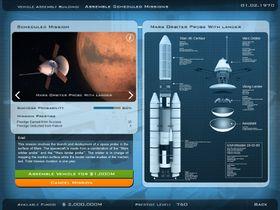 På tide å dra til Mars.