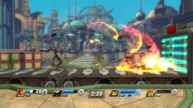PlayStation All-Stars Battle Royale.
