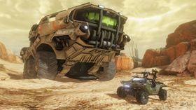 Halo 4 hadde norsk tekst og tale for de som ønsket det.