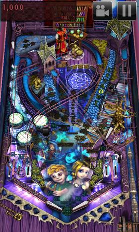 Minner fra de gode gamle dagene med pinballmaskiner.