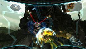 Samus Aran var best i 3D på Wii.