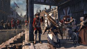 Det er mange som gleder seg til Assassin's Creed III i høst.
