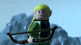 LEGOlas i all sin prakt.