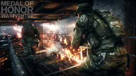 Medal of Honor: Warfighter.
