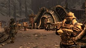 Solstheim er influert av Morrowind-områdets kultur.