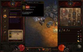 Det blir spennende å se hvordan Blizzard håndterer menyene om det kommer en konsollutgave av Diablo III.