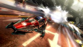 Wipeout 2048.