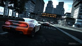 Ridge Racer: Unbounded.