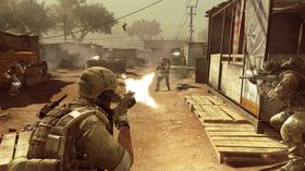 Tom Clancy's Ghost Recon: Future Soldier.