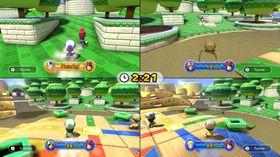 Nintendo Land.