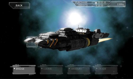 Dette er romskipet ditt.