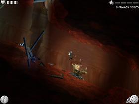 Det er ensomt nede i Mars' grotter.