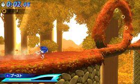 Sonic: Generations.