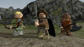 LEGO: Lord of the Rings.