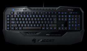 Roccat Isku Keyboard.