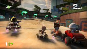 LittleBigPlanet Karting.