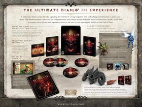 Diablo III Collector's Edition.