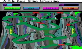 Mage's Maze.