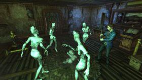 Ikkje Silent Hill utan desse damene.