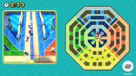 I Mario Chase får GamePad-brukeren full oversikt over hva Toad-gjengen foretar seg.