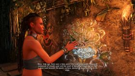 Citra forteller om øyas historie.