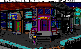 Sheriffen har også lagt seg.