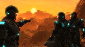 Noen ganger tror spillet at det er et førstepersons skytespill. Det er ikke så kult.