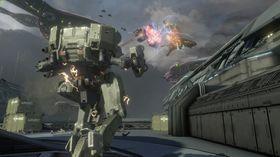 Den farlege kampmaskina Mantis kan raskt bli eit problem i War Games.