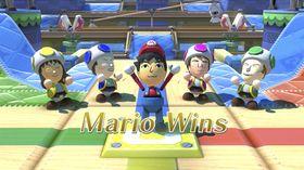 Sosial moro i Nintendo Land.