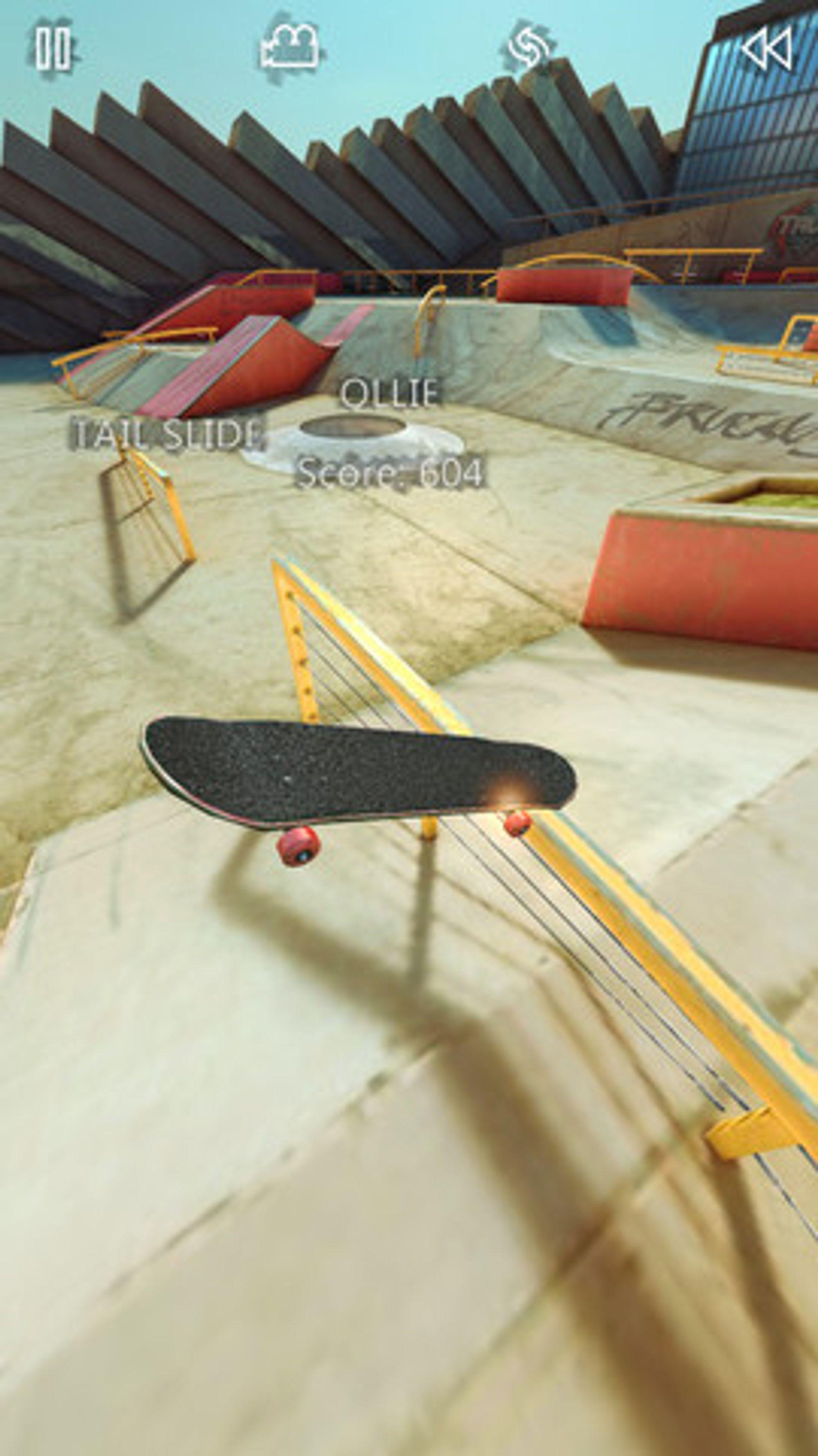 True Skate.