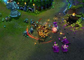 League of Legends har blitt et uhyre populært spill. (Bilde: Riot Games)