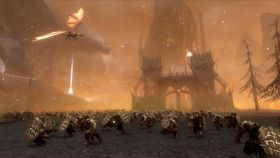 Første skjermbilete frå PC-versjonen av Viking: Battle for Asgard.