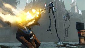 Dishonored tar mye inspirasjon fra blant annet Half-Life 2.