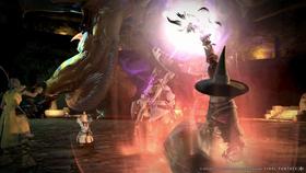 Magi og mystikk i velkjend Final Fantasy-stil.
