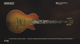 Er det berre eg som blir glad når eg ser ein gitar?