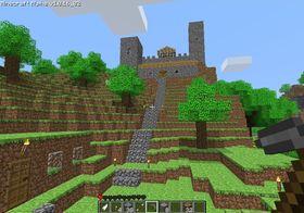 Minecraft er svært populært hos barna.