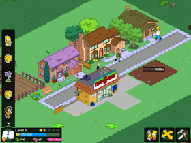 The Simpsons: Tapped Out.