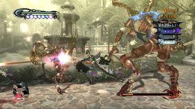 Dette så ikke fullt så bra ut på PS3.