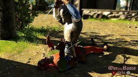 Brutale kampar i War of the Roses.