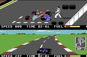 Pitstop II ble kjøpt fordi det hadde en Formel 1-bil på coveret. Flaks at det var et genialt spill.