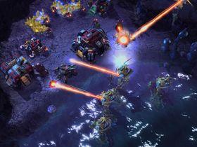 StarCraft II er ett av de mest populære e-sport-spillene.