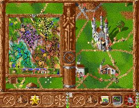 Strategispill med delt skjerm. En sjeldenhet, men fantastisk moro.