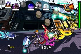 The World Ends with You tar steget over til iOS.