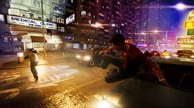 Hong Kong er fargesprakende.