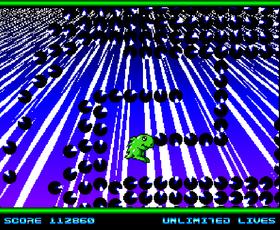 Ingen skjermbilder kan gi et skikkelig inntrykk av spillets siste nivå.