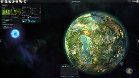 Planetene kan studeres på nært hold.