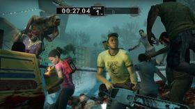 Samarbeidsspillet Left 4 Dead 2 blir første spill ute på Ubuntu.